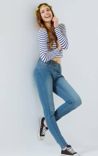 Madison Blue High Waist Jeans