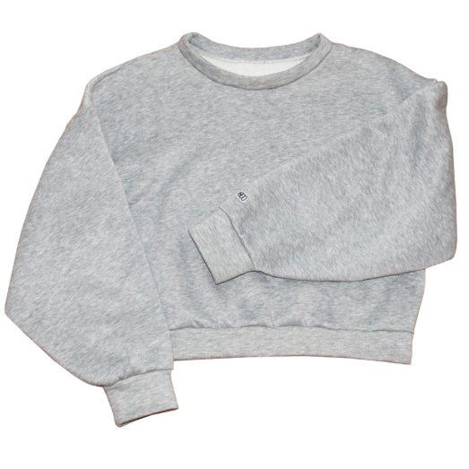 Boo Sweater Grey