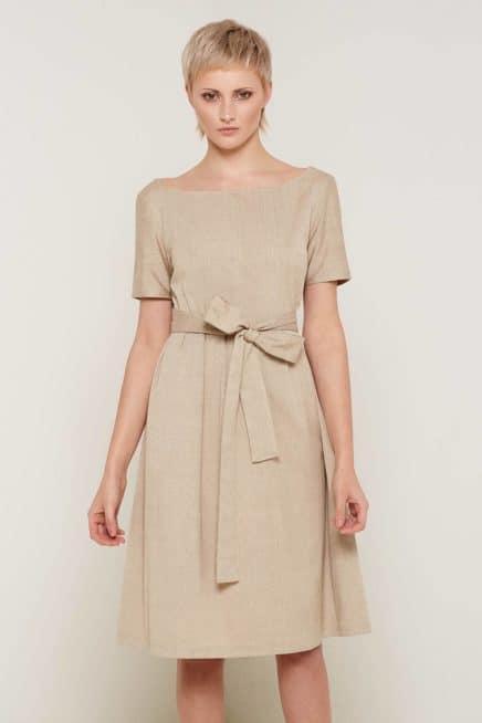 Celestia Dress Front