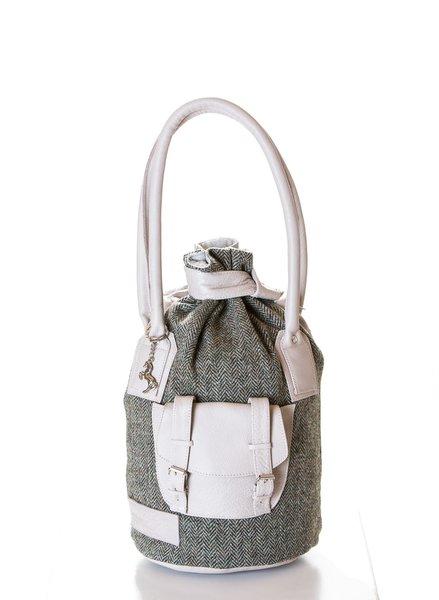 Diana Tweed Handbag 1