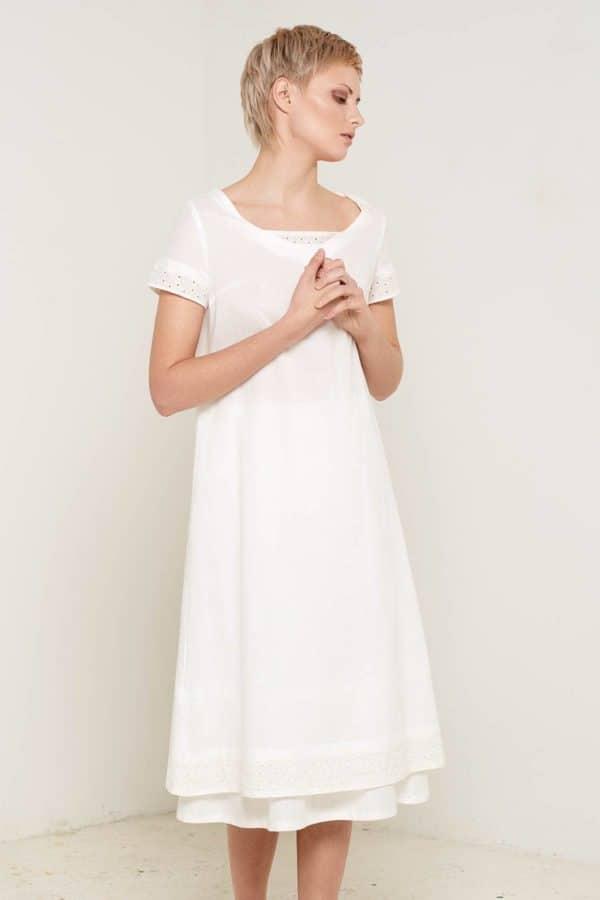 Mariella Dress Front
