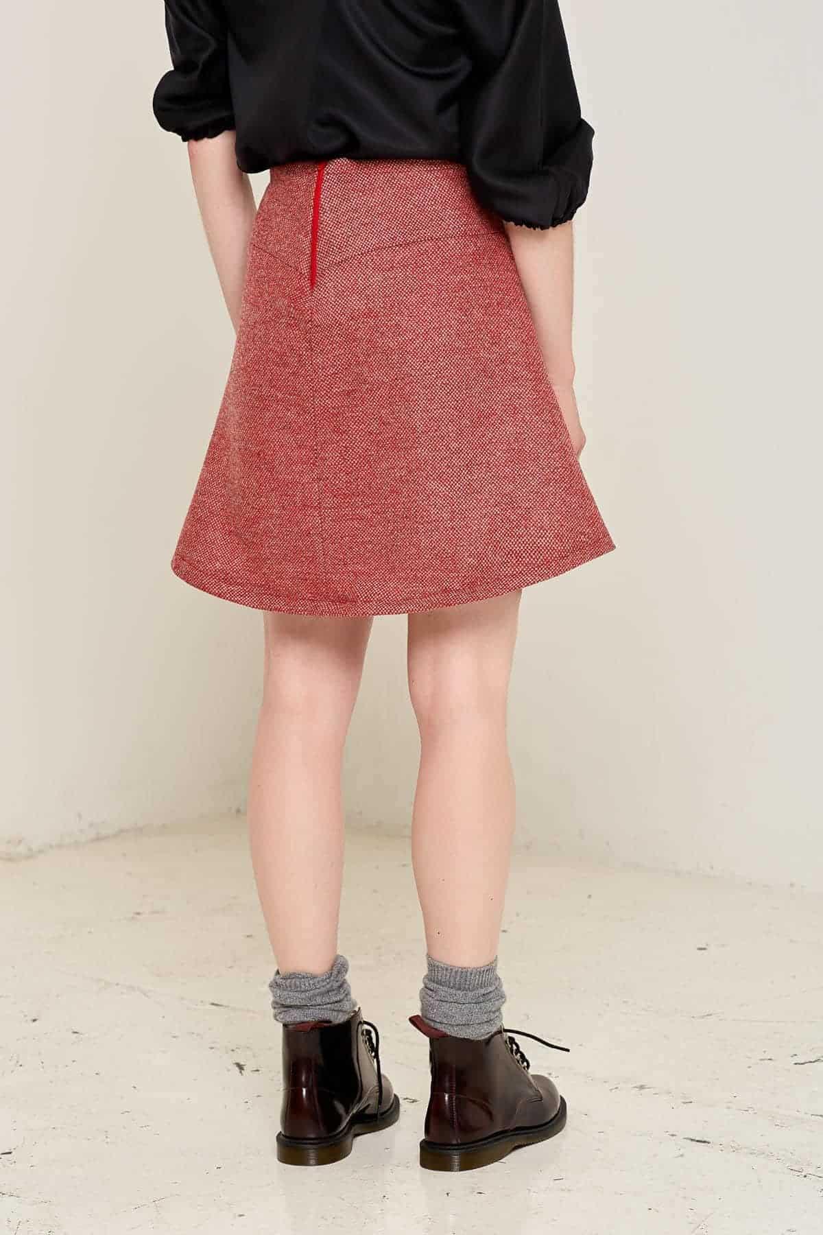 Norma Skirt Back