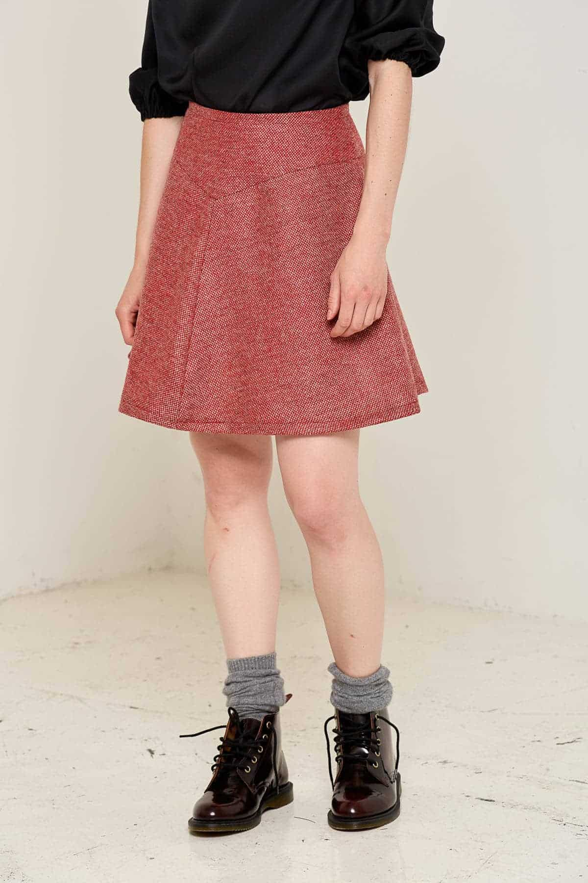 Norma Skirt Front