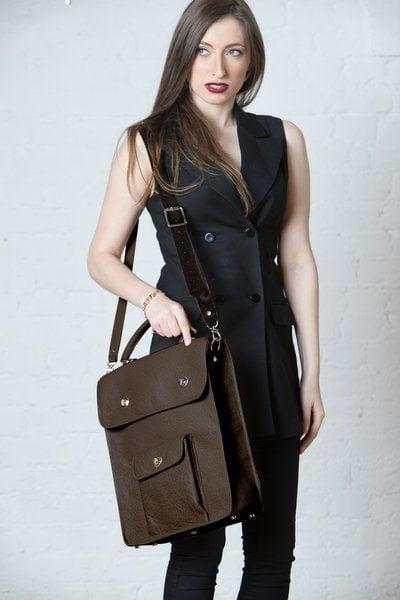 Oliver Twist Messenger Bag Moka 1