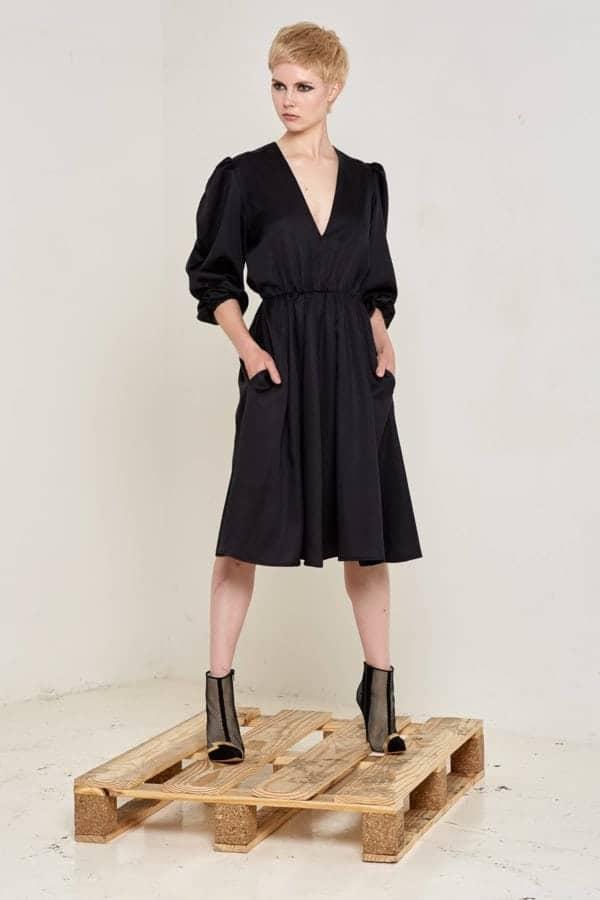 Scarlett Dress Front