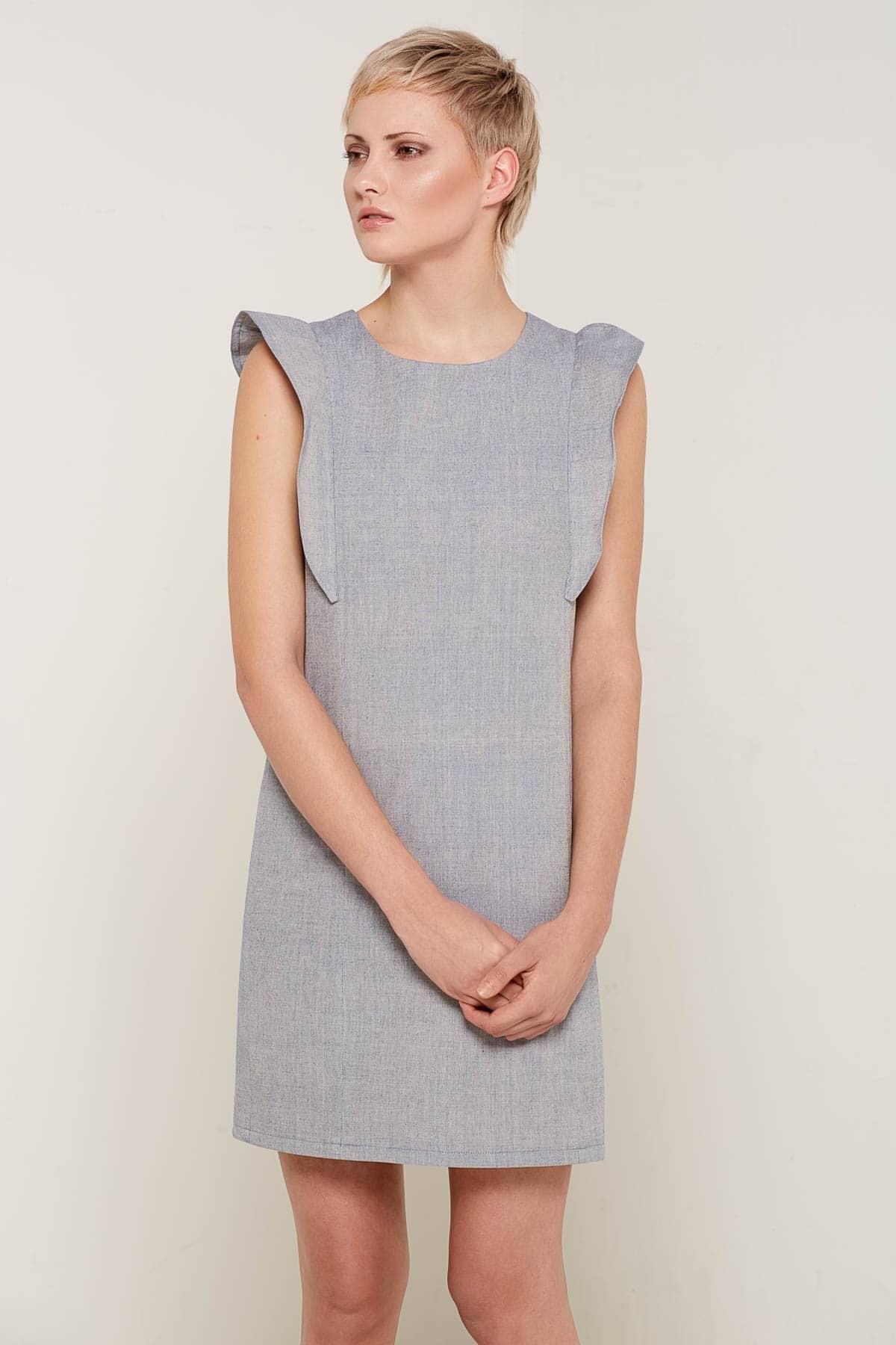 Tatiana Dress Front