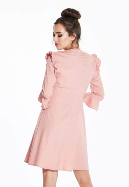 madam-rage-blush-skater-dress