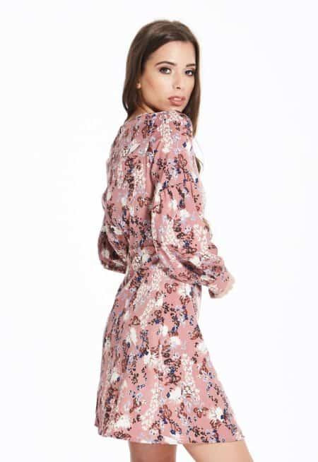 Madam-Rage-Floral-Skater-Dress